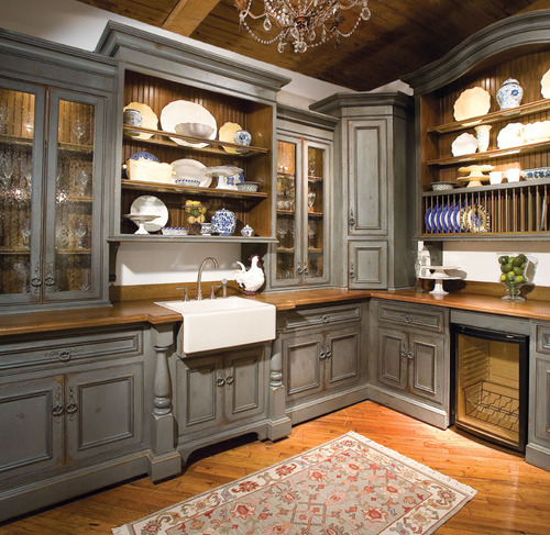Premium Kitchen Cabinetry